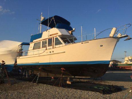 1988 Island Gypsy 36 Sedan Trawler