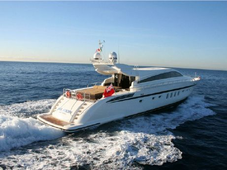 2006 Leopard 31 mts