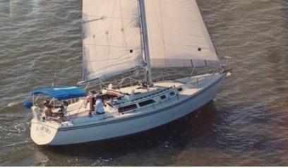 1988 Catalina 34