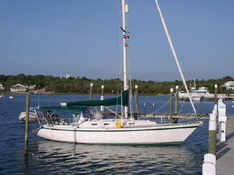 1985 Canadian Sailcraft CS 36 Traditional