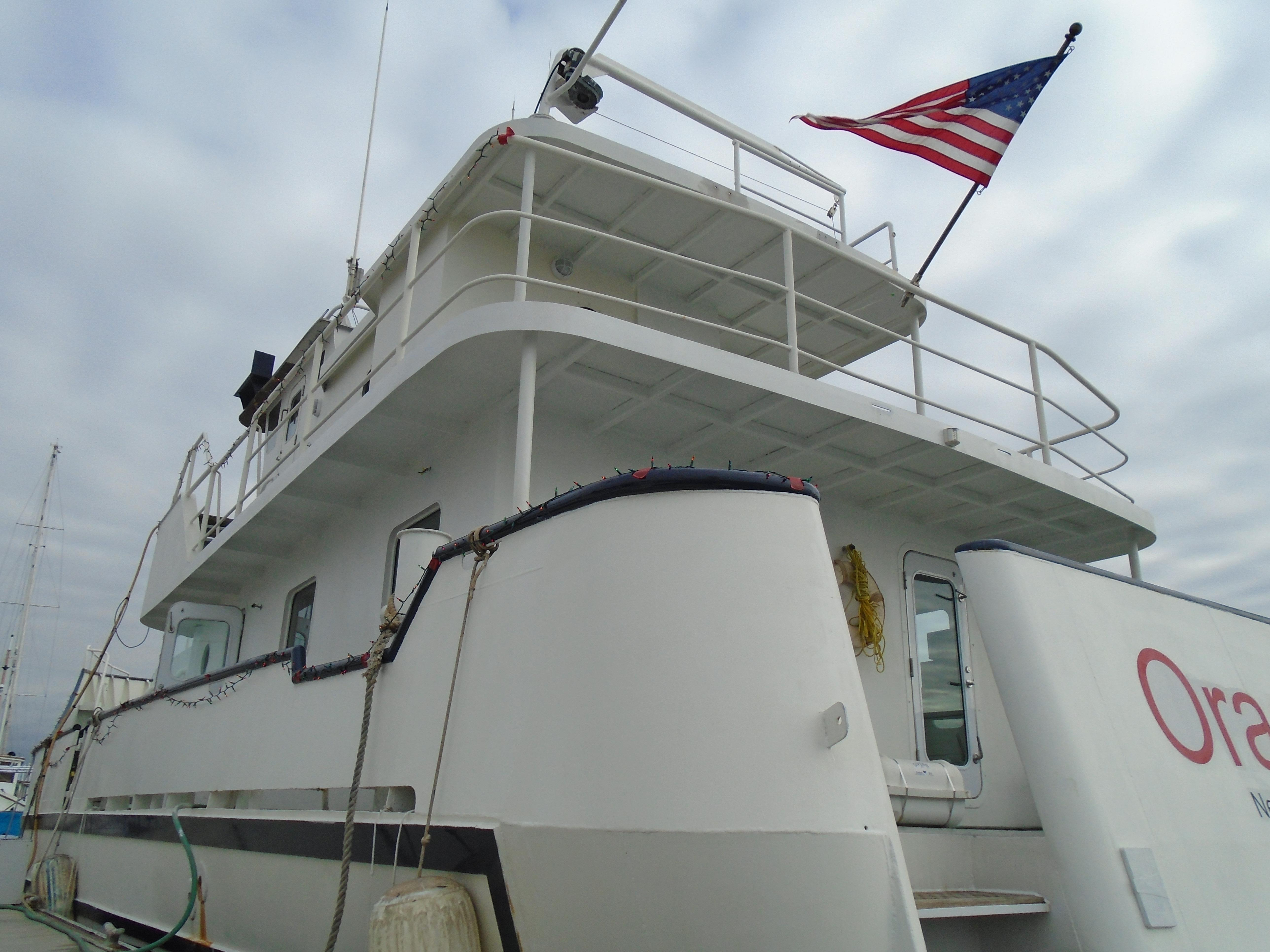 photo of 88' Allemande Custom Expedition Trawler