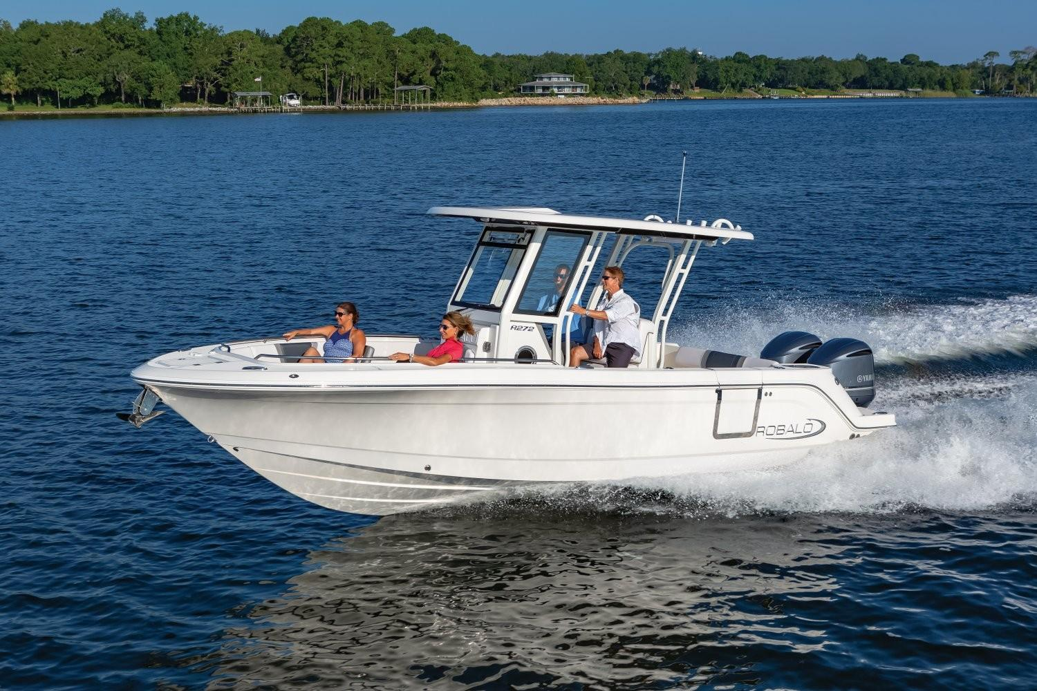 2019 Robalo R 272 Power Boat For Sale