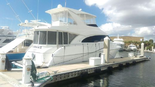 2010 Hatteras 60 Motor Yacht