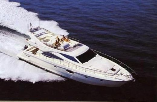 2005 Ferretti 590
