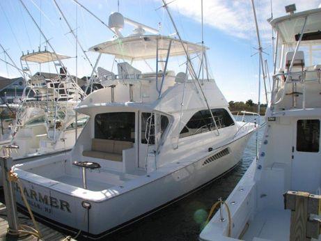 2007 Viking Yachts 48 Convertible w/ Mezzanine