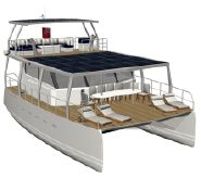 2020 Catamaran Aquanima 45 Solar