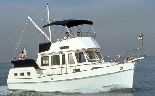 1999 Grand Banks 36 Motoryacht