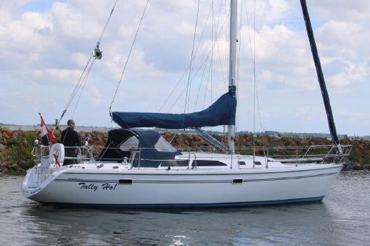 1996 Catalina 36 MkII