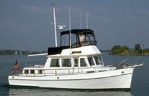 1999 Grand Banks 36 Classic
