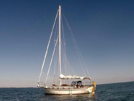1986 Cape George 31