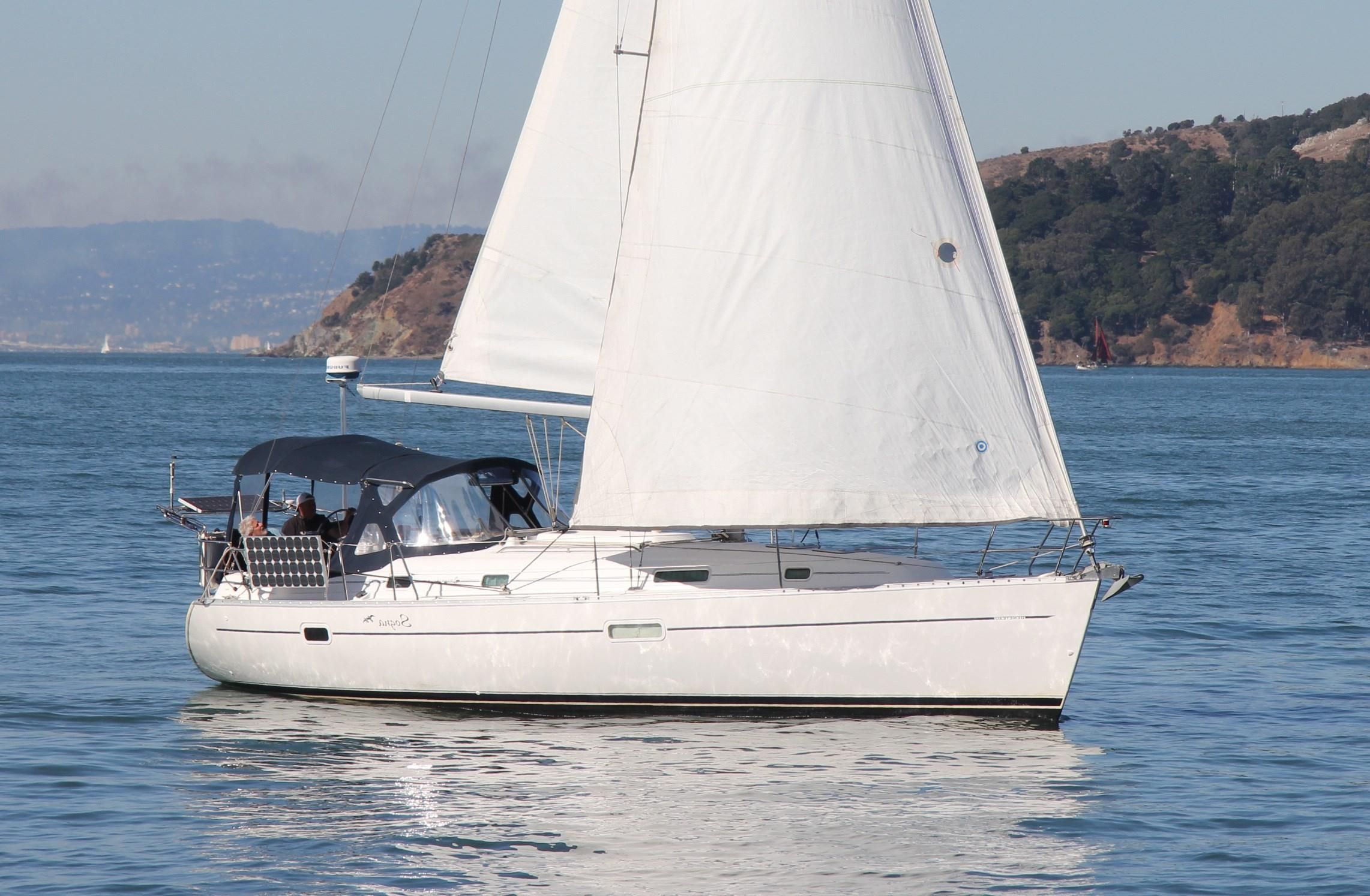 2001 Beneteau 361 Sail Boat For Sale Raytheon Wiring Harness