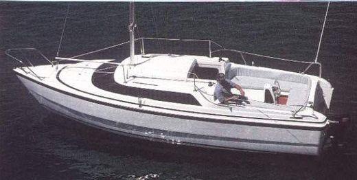 2001 Macgregor 26X Powersailer