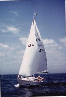 1977 Alberg 30