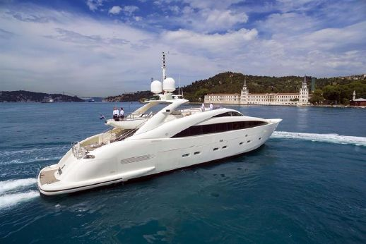 2007 Isa Yachts 36M