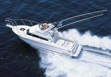 2002 Skipjack 262 Flybridge