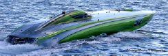 2014 Mystic Powerboats 52 Race Boat