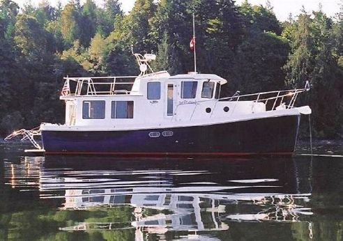 2003 American Tug Pilothouse Expedition Trawler