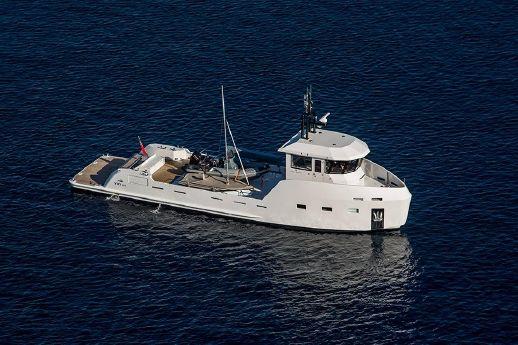 2016 Lynx Yachts Bv YACHT X TENDER 20m