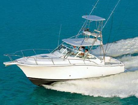 2010 Luhrs 31 Open IPS