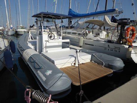 1997 Novamarine 33