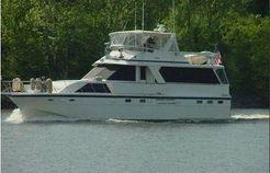 1990 Jefferson Marquessa 52 Standard Deckhouse