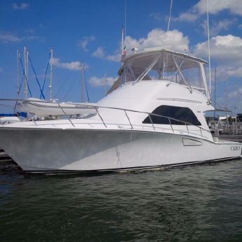 2008 Cabo Yachts Cabo FB 40