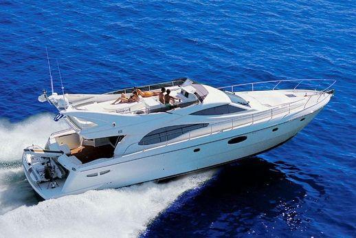 2002 Ferretti 590 Ferretti 590