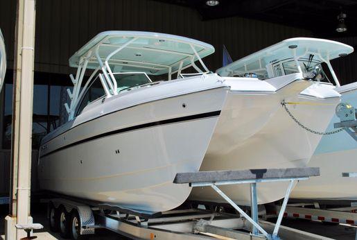 2018 World Cat 2740 Glacier Bay Catamaran