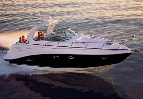 2008 Rinker 350 Express Cruiser