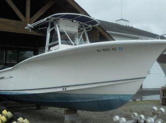 2007 Sea Hunt 260 Triton Center Console