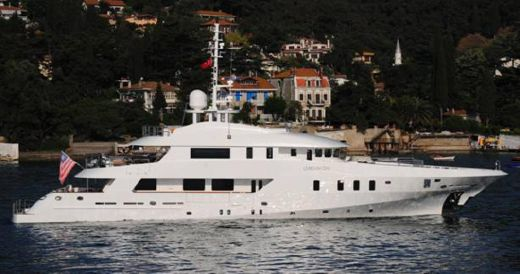 2008 Mega Yacht