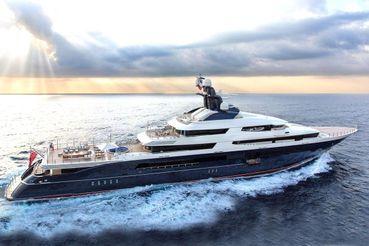2014 Oceanco Motor Yacht