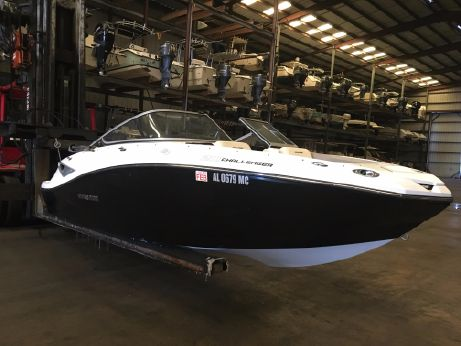 2011 Sea-Doo Sport Boats 210 Challenger SE