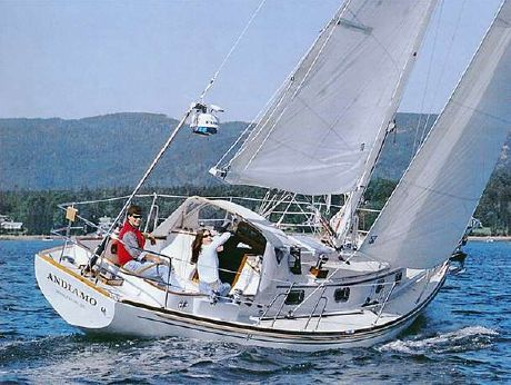 2003 Morris 34