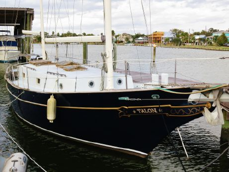1972 Formosa Ketch