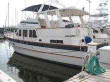 1988 Marine Trader Cockpit Motoryacht