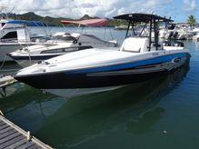2004 Baja 340 Sportfish Cuddy