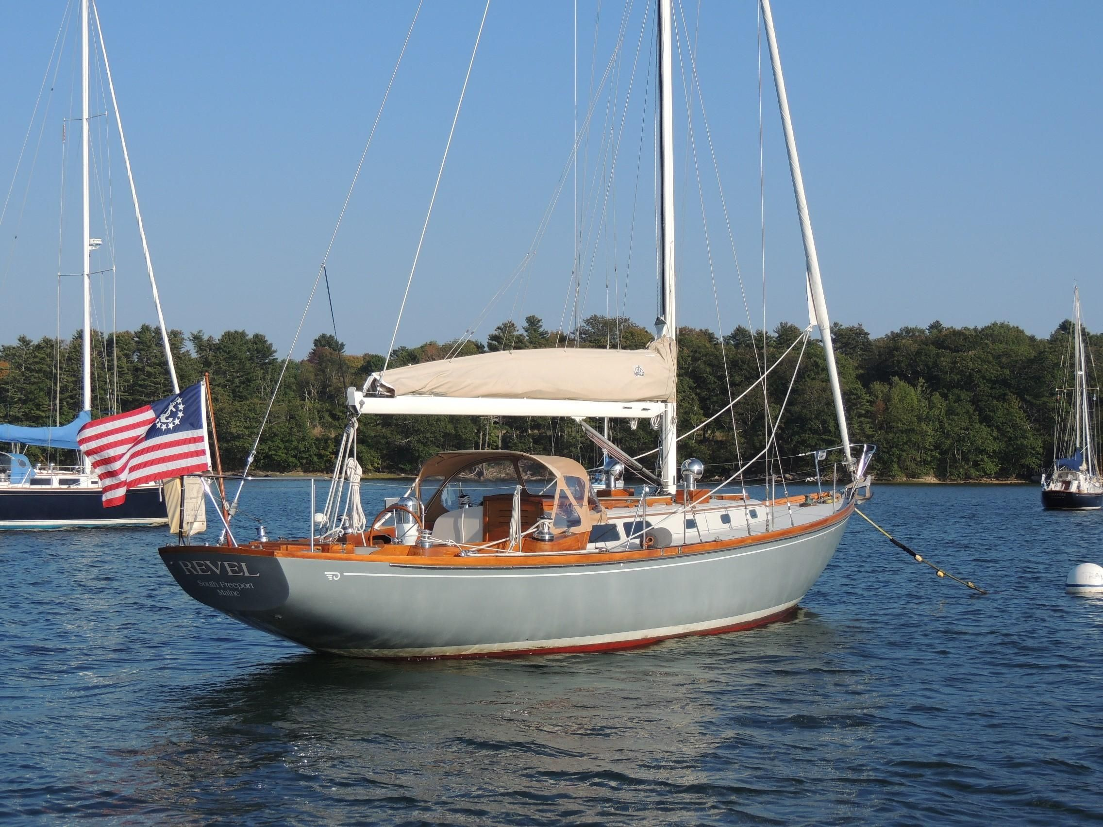 1967 Hinckley H-41 Sail Boat For Sale - www.yachtworld.com