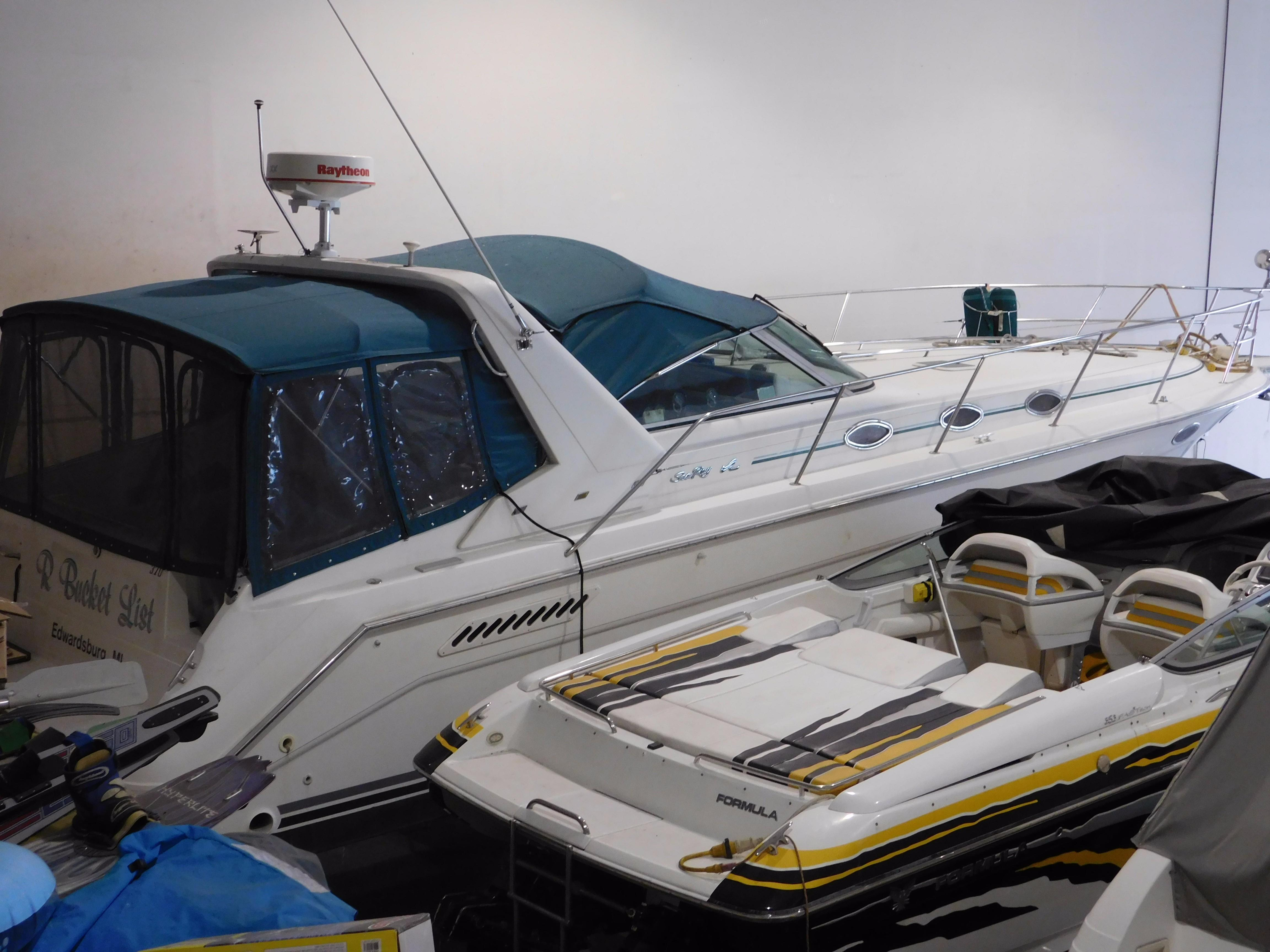 1995 Sea Ray 370 Express Cruiser Power New And Used Boats For