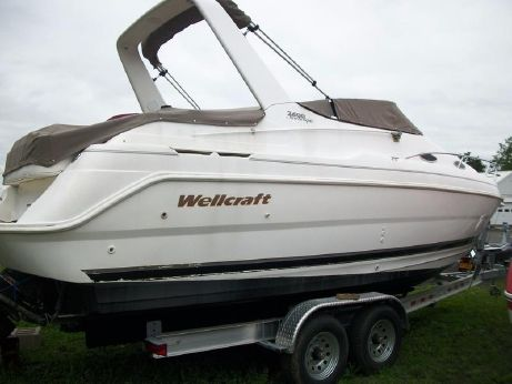 2000 Wellcraft 2600 Martinique