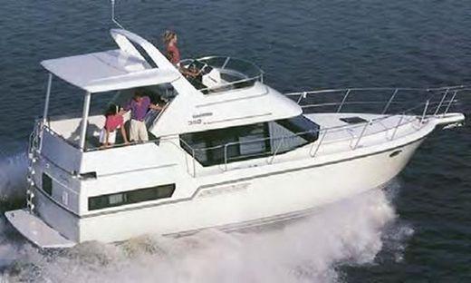 1992 Carver Yachts 330/350B