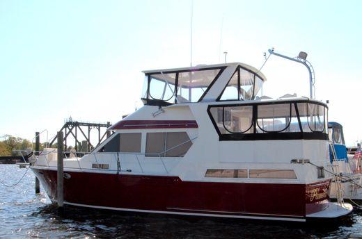 1988 Med Yacht 45 Aft Cabin Motor Yacht