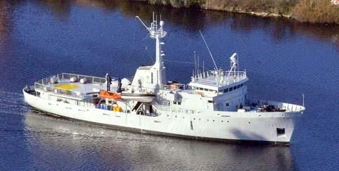 1977 Custom Support Guard Vessel