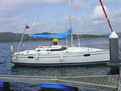 1989 Beneteau Oceanis 320