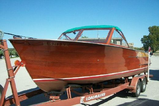 1961 Chris-Craft 24 Sportsman