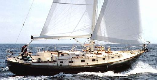 2000 Pacific Seacraft 44