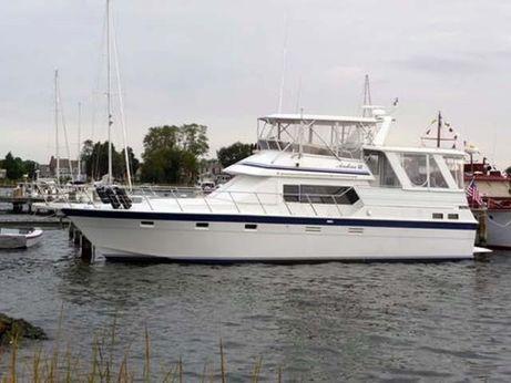1987 Hi-Star Sun Deck Motoryacht