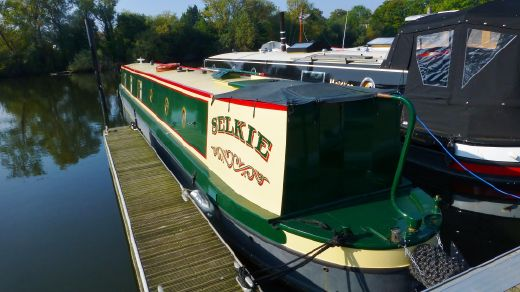 2002 Liverpool 60' Narrow Boat