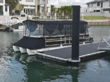 2015 Custom Pontoon Boat