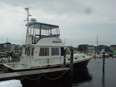 1997 Eastbay 40 Grand Banks Flybridge 40